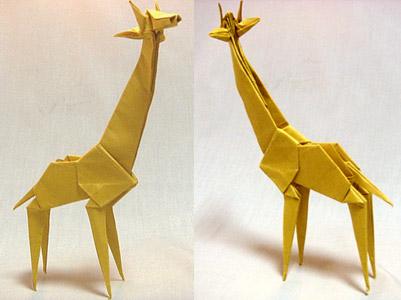 簡単 折り紙 折り紙 キリン : origamigasakebuyoru.seesaa.net