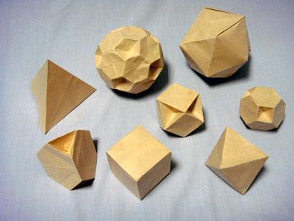 ハート 折り紙 正多面体 折り紙 : origamigasakebuyoru.seesaa.net